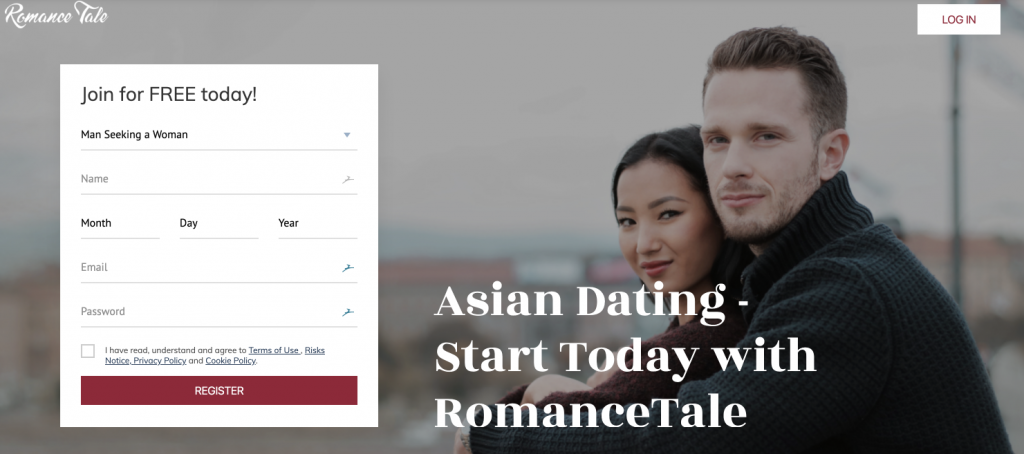 RomanceTale Dating Site Review