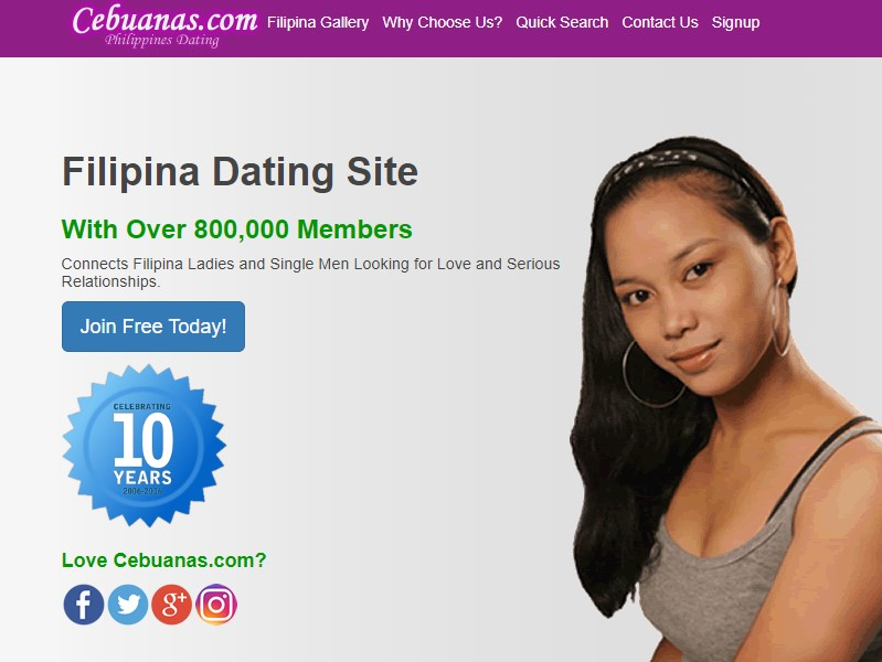 Dating sites for filipino