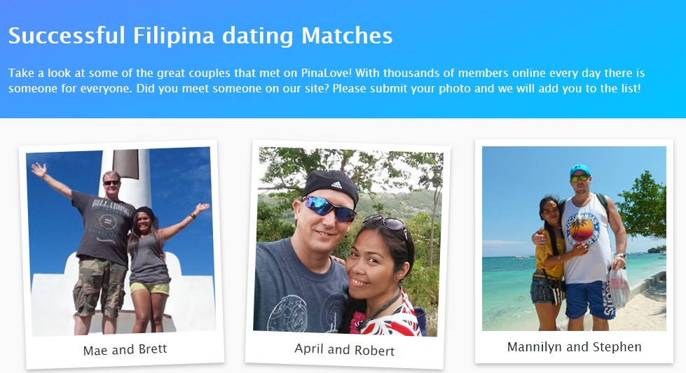 PinaLove Dating Site