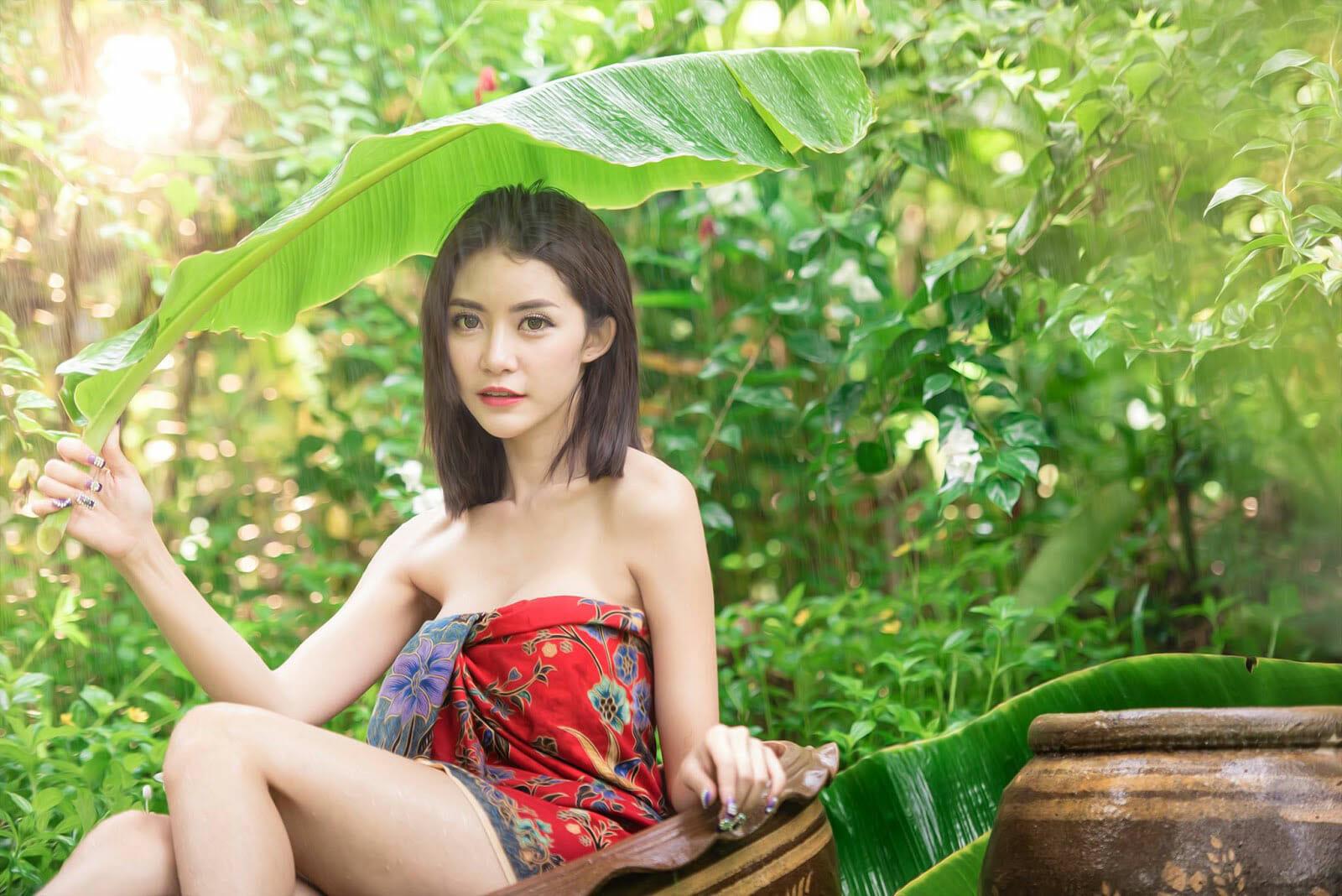 exotic Davao Woman